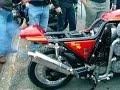 Kawasaki 48 цилиндров. мега мотоцикл.