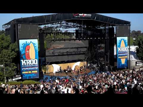 Imagine Dragons - It's Time - KROQ Weenie Roast 05-18-2013