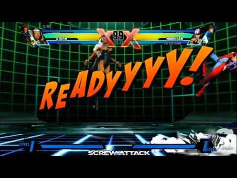 EVO 2014: UMVC3 Grand FInals | Chris G vs. Justin Wong