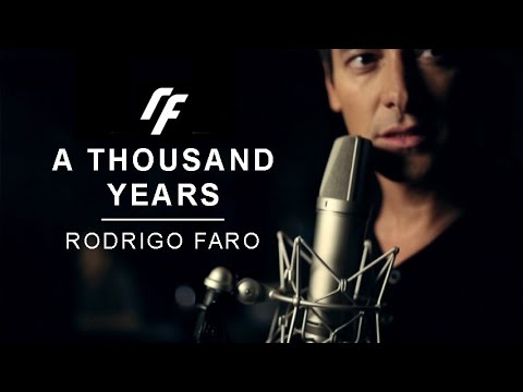 Rodrigo Faro - a Thousand Years video