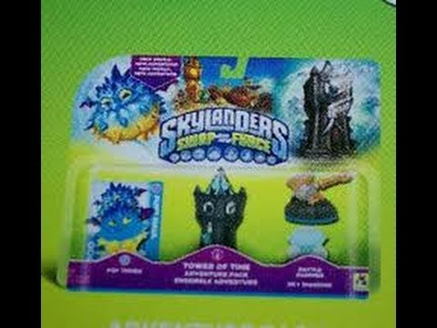 Exclusive Skylanders Swap force Posters and Skylanders Swap Force Adventure Packs Revealed