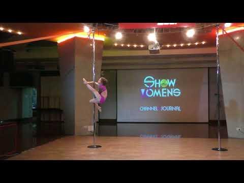Елизавета Агеева - Catwalk Dance Fest IX[pole dance, aerial] 12.05.18.