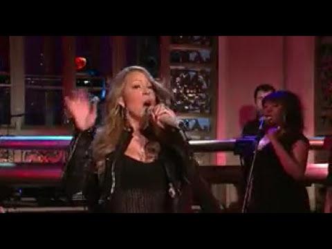 Migrate- Live SNL Mariah Carey