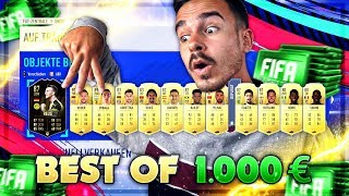 OMG 3 WALKOUTS IN EINEM PACK !! 🔥🔥🔥 BEST OF 1000€ PACK OPENING