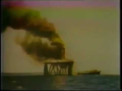 IXTOC I Oil Spill Gulf of Mexico1979