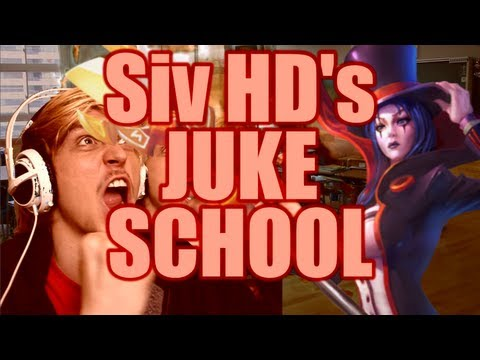 Siv HD's JUKE SCHOOL #1 CLONE SHUFFLING