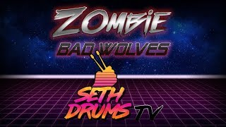 Download Lagu Bad Wolves - Zombie | Drum Cover Gratis STAFABAND