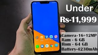 Best 3 Notch Display Phones Under 12000 ll Best Dual Camera Phones ll All Details in HINDI ll