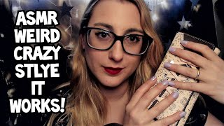 A Must SEE~~ ASMR For People Who Don't Get ASMR | Special & WEIRD Edition