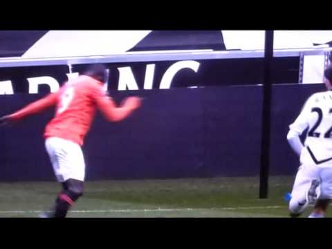 Papiss Cissé 2nd Goal Vs. Swansea (HD)