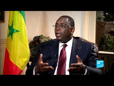 FRANCE 24 The Interview - Macky Sall, Senegalese President