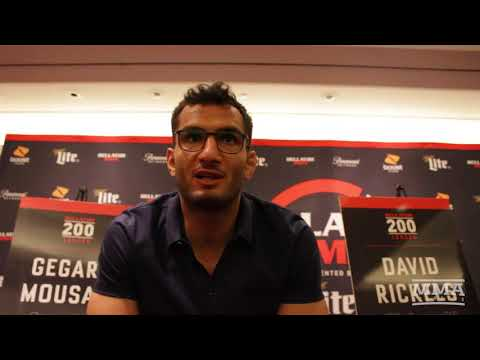 Bellator 200: Gegard Mousasi Confident He Will Fight Rory MacDonald After Win Over Rafael Carvalho