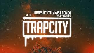 twenty one pilots - Jumpsuit (TELYKast Remix) [Lyrics]