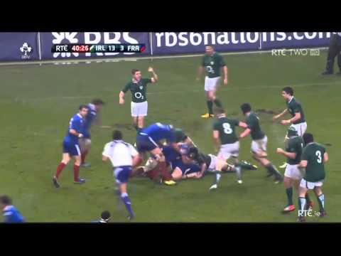 Irish Rugby TV: Ireland v France Six Nations Highlights