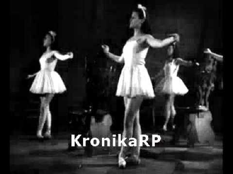 Sukcesy PRL   Nauka Tańca Dzieci I Młodzieży W Państwowej Szkole Baletowej W Sosnowcu Mieszczącej Si