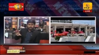 BREAKING NEWS : 8 explosions around Sri lanka target churches and hotels (Part2)