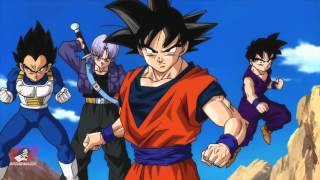 Dragon Ball Z: Battle of Gods - Dragon Ball Z: Battle Of Z - Intro Cinematic