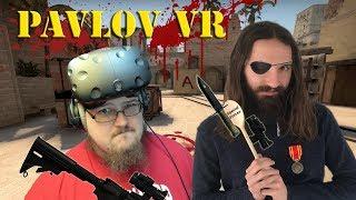 PAVLOV VR   Epic Urban Tactics   With Pixelated Apollo!