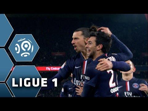 Paris Saint-Germain - Stade Rennais FC (1-0)  - Résumé - (PSG - SRFC) / 2014-15