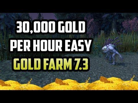 World Of Warcraft Gold Farm 30k-60k An Hour
