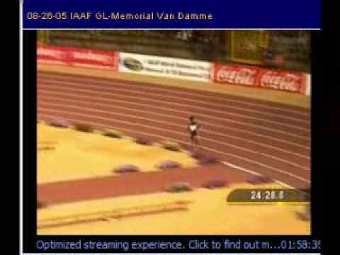 Bekele 10K World Record