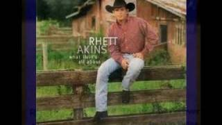Watch Rhett Akins Rest Of Forever video