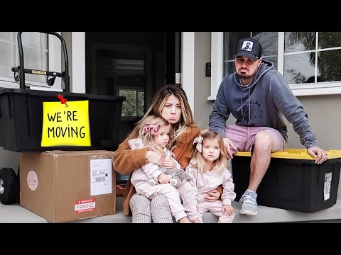 WE HAVE TO MOVE OUT *EMOTIONAL*