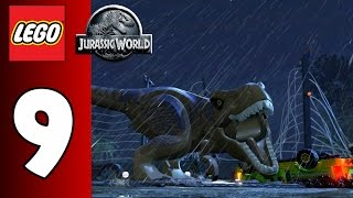 LEGO Jurassic World Gameplay Español Parte 9 - 1080p