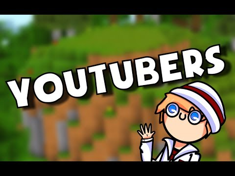 YOUTUBERS (Minecraft Machinima)