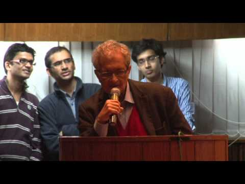 Hunger and Nutrition: Panel Discussion at IIT Delhi, Part 3 (HUSS IIT Delhi)