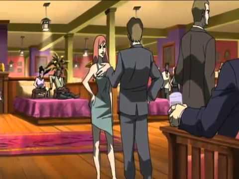 ▶ The Boondocks Season 2 Episode 2  Tom  Sarah And Usher video