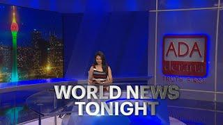 Ada Derana World News Tonight | 10th June 2021