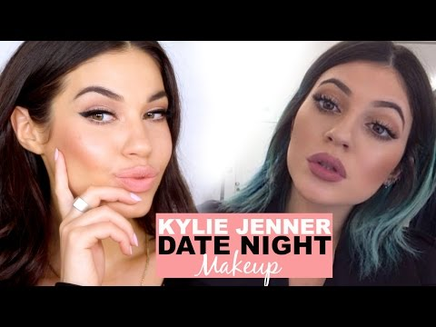 Kylie Jenner Date Night Makeup   Drugstore Makeup Tutorial   Eman