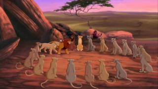 Simba And Mufasa ~ Like A Toy Soldier ~ Eminem