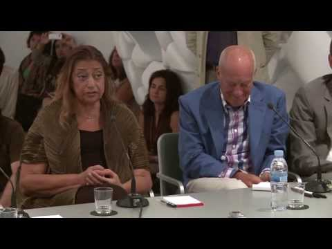 Panel Discussion - Zaha Hadid Beyond Boundaries, Art and Design