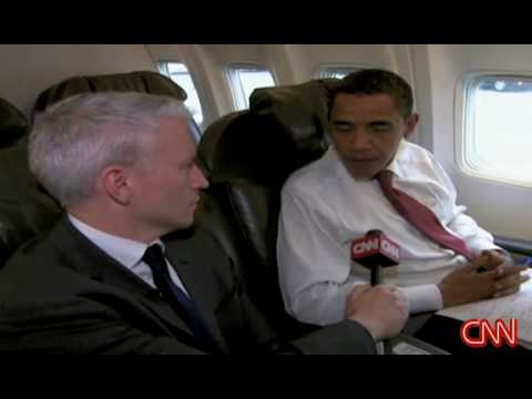 [CNN] A day behind the scenes with Barack Obama   2008.03.20