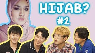 Download Lagu REAKSI IDOL KOREA TENTANG CEWEK INDONESIA PAKAI HIJAB Ep.2!! Gratis STAFABAND