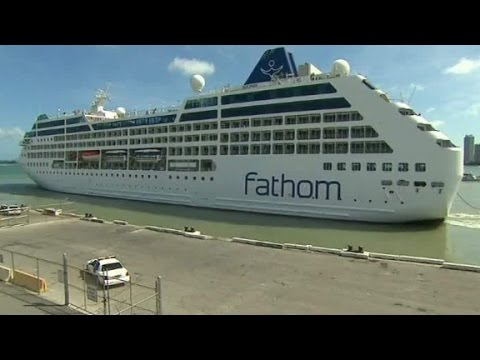 First U.S. to Cuba cruise in decades sets sail
