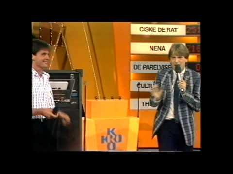 Eerste optreden Gerard Joling op tv (Medemblik 1984)