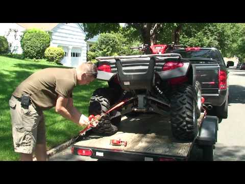 0 Quickloader QL1500 Secure ATV