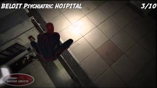 The Amazing Spider-Man - OSCORP Tower/BELOIT Psychiatric HOSPITAL Collectibles