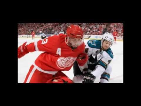 San Jose Sharks Vs. Detroit Red Wings Game 7 Highlights (5.12.2011)