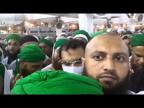 Dawateislami Haji Abdul Habib Making Dua While.mp4 video