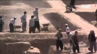 داعش يدمر مدينة نمرود الأثرية
