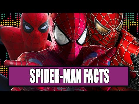 7 Things You May Not Know About Spider-Man