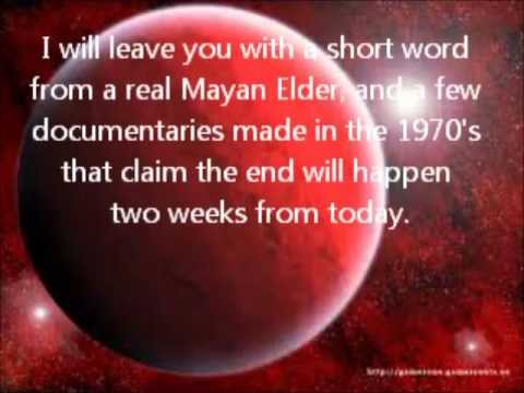 Short History of the Mayan Calendar