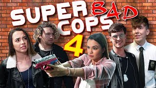 Super Bad Cops 4 - Double Trouble - Merrell Twins