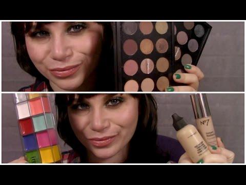 Starter Make-Up Kit For Beginner Make-Up Artists - MAC, Makeup Revolution, No7 Cosmetics + More