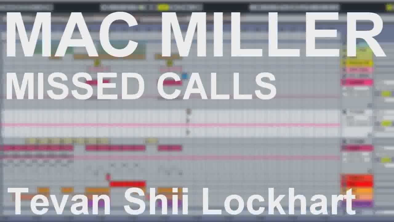 mac miller missed calls quotes - photo #22