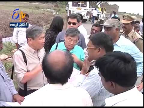 Singapore Team Developing Plans To Avoid The Water Problems In AP Capital City Amaravathi